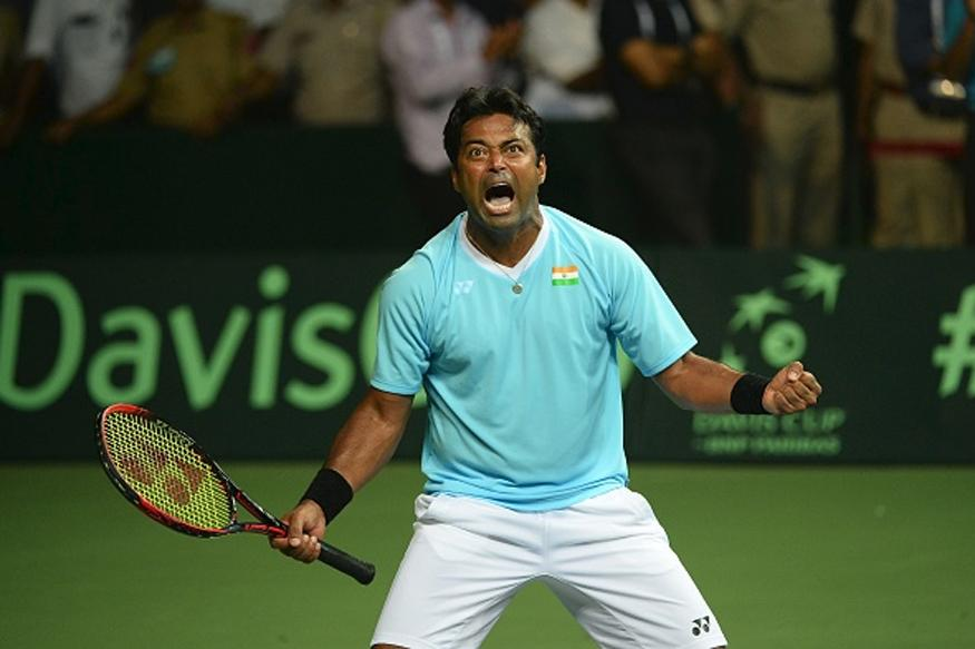 Leander Paes Hints at Retirement, Says Mahesh Bhupathi Deserves to be Davis Cup Captain