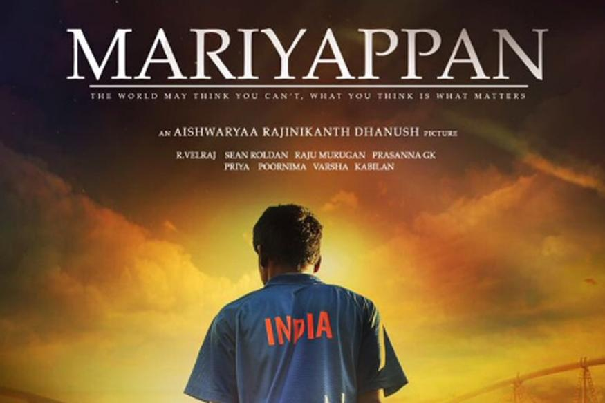 Shah Rukh Khan Shares First Poster Of Aishwaryaa Rajinikanth's Mariyappan Thangavelu