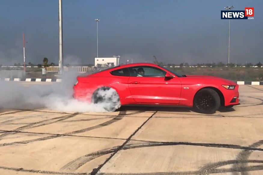 Ford promises Mustang hybrid with V8 power