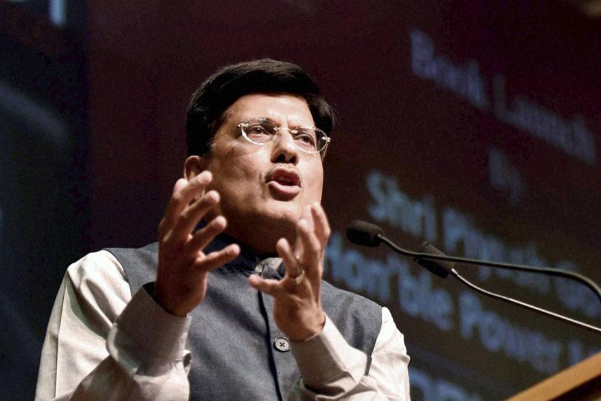 Piyush Goyal Slams Rahul, Says Entire Country With PM Modi on Note Ban