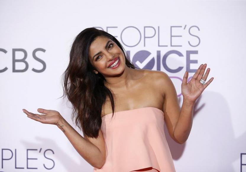 Priyanka Chopra Takes A Jibe At Donald Trump On The Late Show With Stephen Colbert