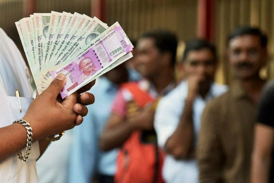 Rupee Reclaims 3 Paise Against US Dollar