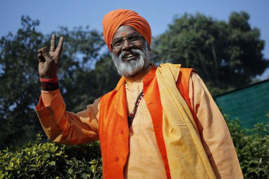 Sakshi Maharaj Booked Day After Blaming Muslims for Population Boom