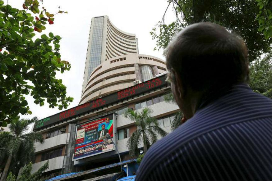 Sensex trading marginally higher; IIP data awaited