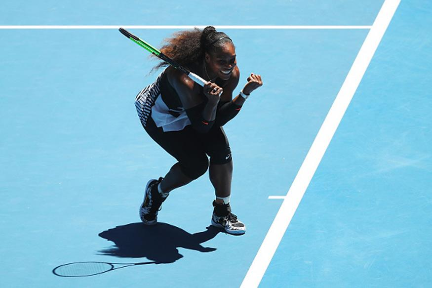 Australian Open 2017: Irrepressible Serena Powers Into Semis