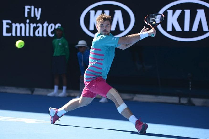When Wawrinka Used Expletive After Losing To Compatriot Federer At Indian Wells