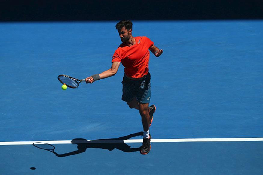 Australian Open 2017: Bhambri Advances, Myneni Bows Out