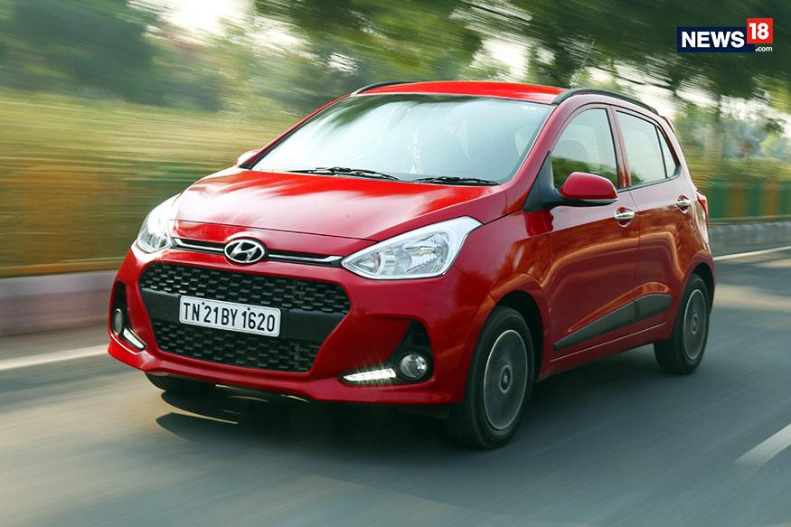 New 2017 Hyundai Grand I10 Facelift Review: It's Not Going