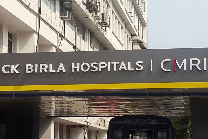 CMRI Hospital vandalised in Kolkata