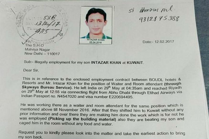 With Delhi Boy Stranded in Kuwait, AAP MLA Tweets to Sushma