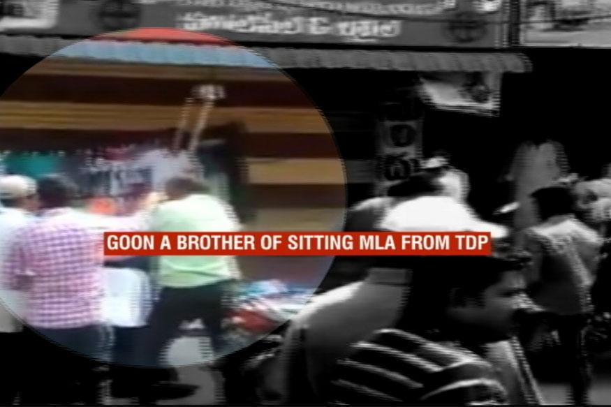 Andhra goondaraj: TDP MLA's brother thrashed journalist for write-up; legislator justifies beating