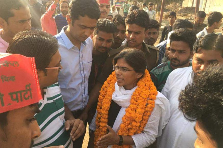 Allahabad West Pins Hope on Richa Singh For Change