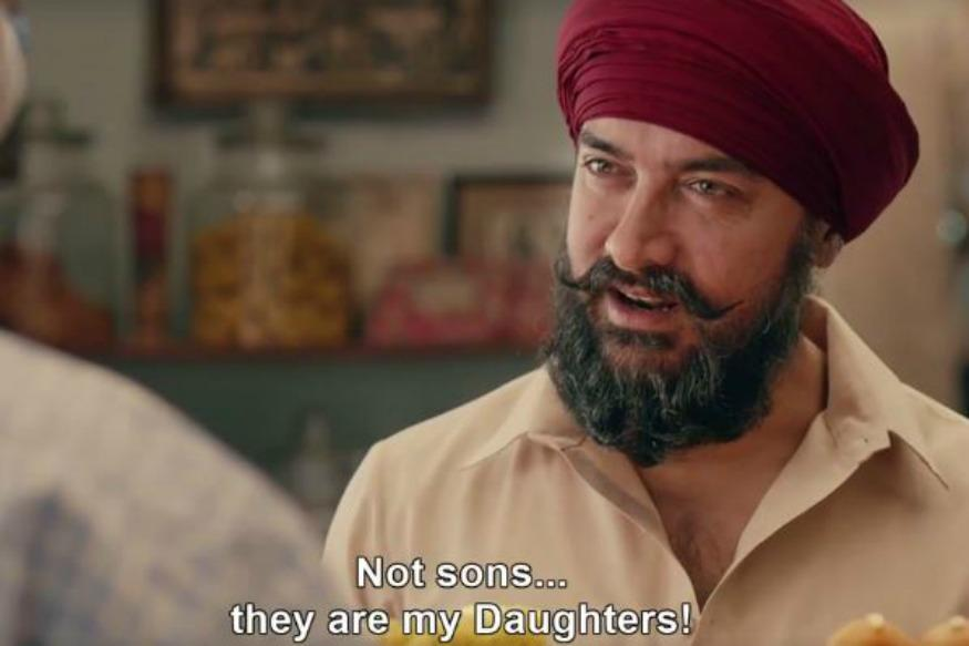 Aamir Khan's Latest TVC On Gender Equality Is Getting All The Praise It Deserves