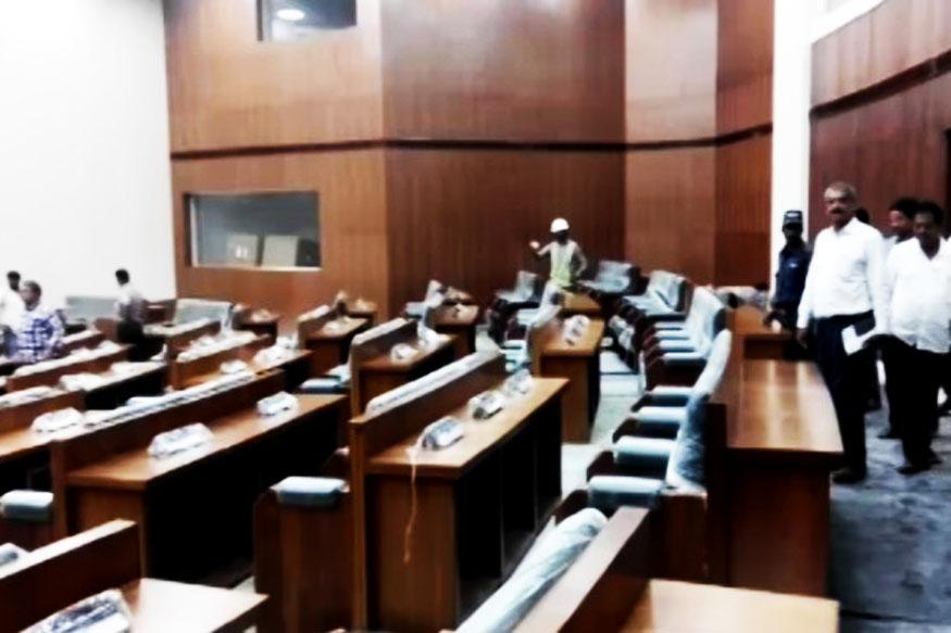 Interim Building of Andhra Assembly to Hold First Session in March