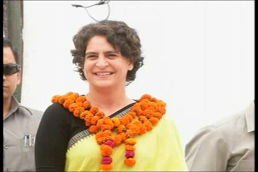 Priyanka Gandhi will decide where she will campaign, not Smriti Irani: Congress