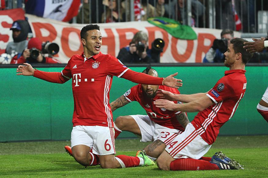 Champions League: Bayern Munich Hand Arsenal 5-1 Rout
