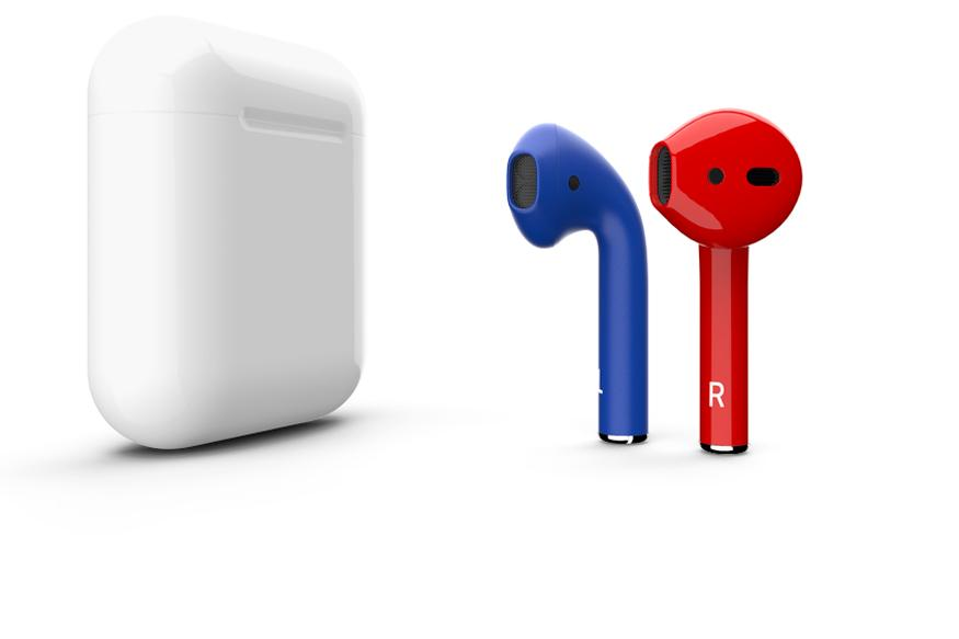 Welcome Coloured Airpods: Apple Airpods in 58 Colours