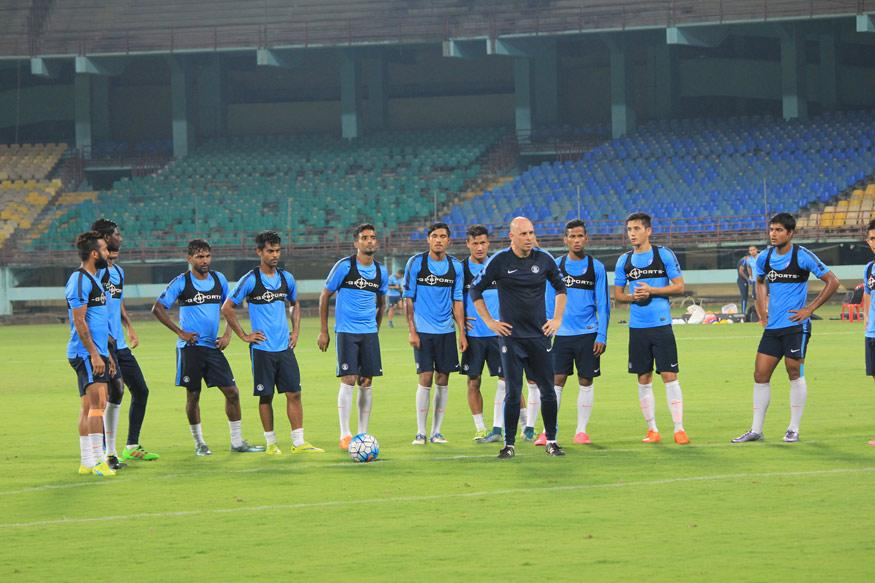 Asian Cup Berth Crucial For Indian Football: Coach Stephen Constantine