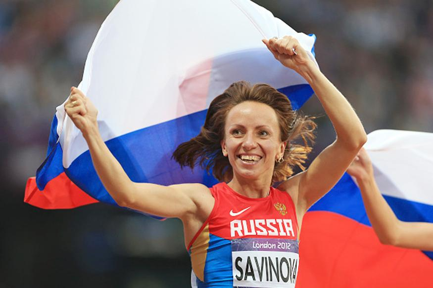 Russian athlete named in WADA report stripped of gold medal