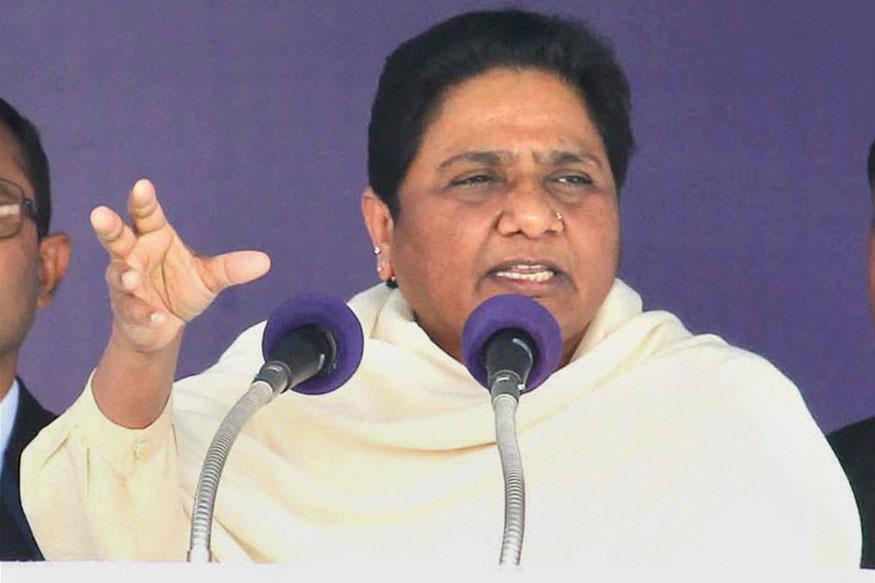 Adityanath will Push RSS Agenda Not Development in UP, Says Mayawati