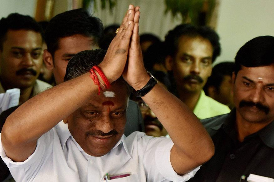 RK Nagar Bypoll: O Panneerselvam's Son,Brother Get Anticipatory Bail in Rioting Case