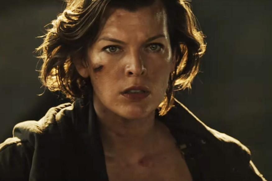 Ruby Rose Joins Cast Of Resident Evil The Final Chapter: Resident Evil: The Final Chapter Movie Review: Powerless