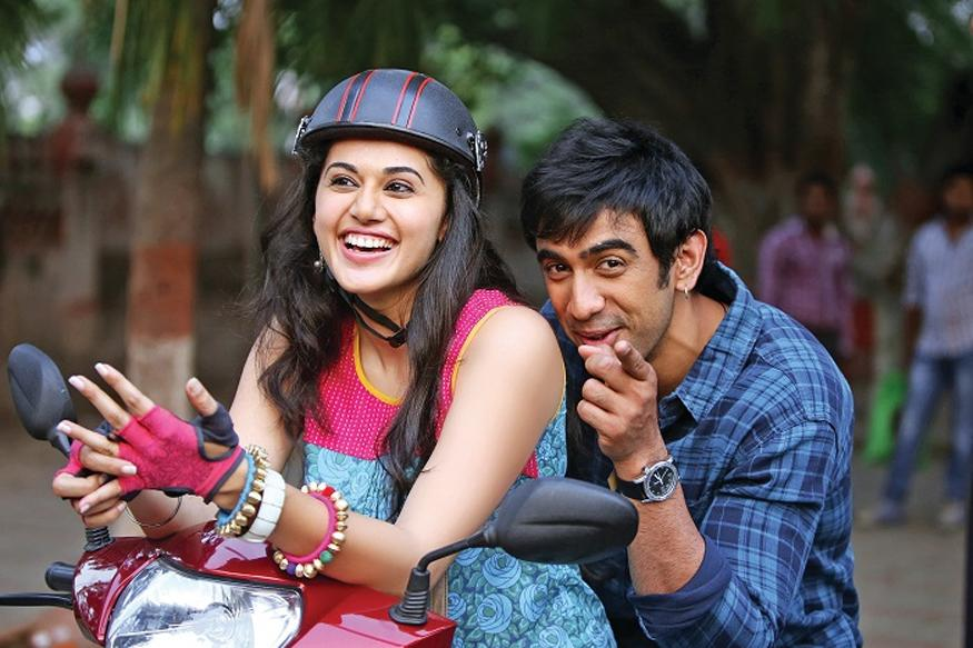 Running Shaadi Movie Review: Taapsee-Amit Starrer a Breezy Watch