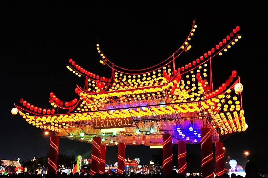Taiwan Lantern Festival 2017: Of Dazzling Light Displays, Incredible Fireworks