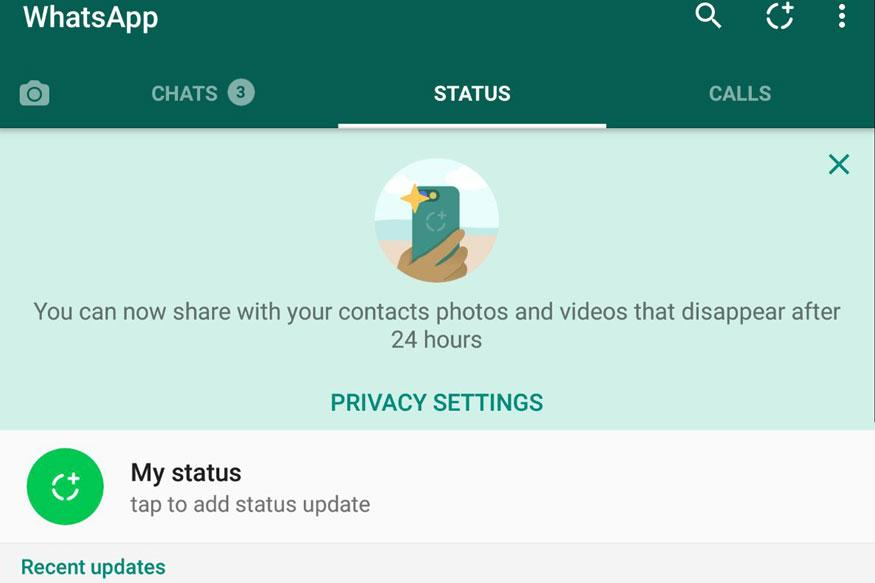 WhatsApp Status: What is This New Snapchat-Like Feature?
