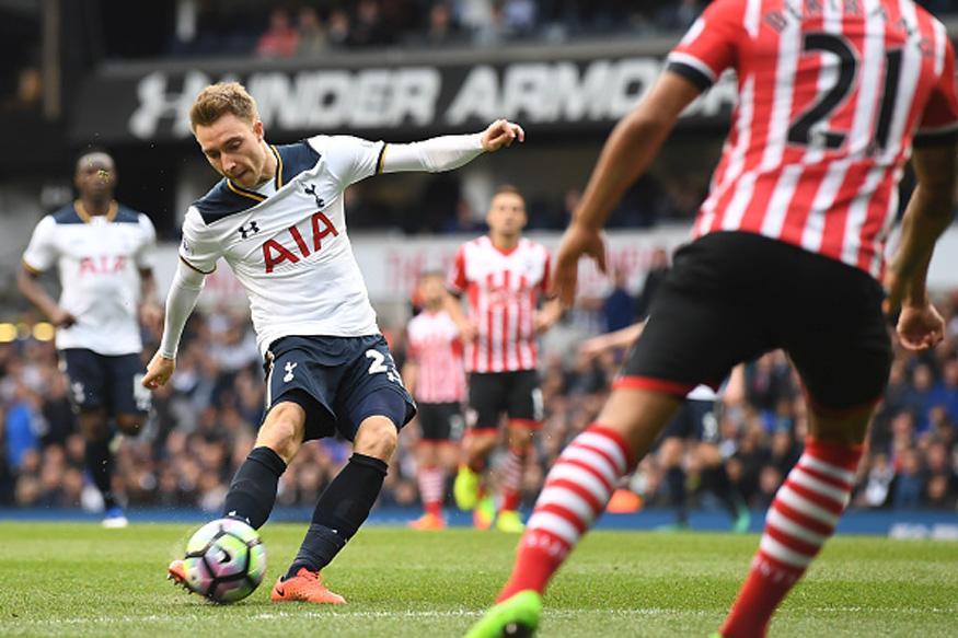 Tottenham Down Southampton In Harry Kane's Absence