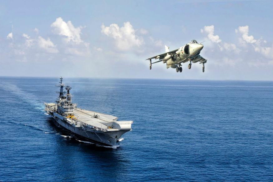 INS Viraat, Indian Navy's Oldest Aircraft Carrier, Retires Today