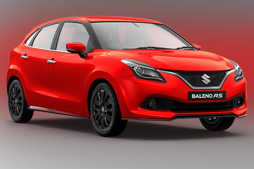 Suzuki Car Dealership >> Maruti Suzuki Baleno RS Booking Commences For Rs 11,000 Through Nexa - News18