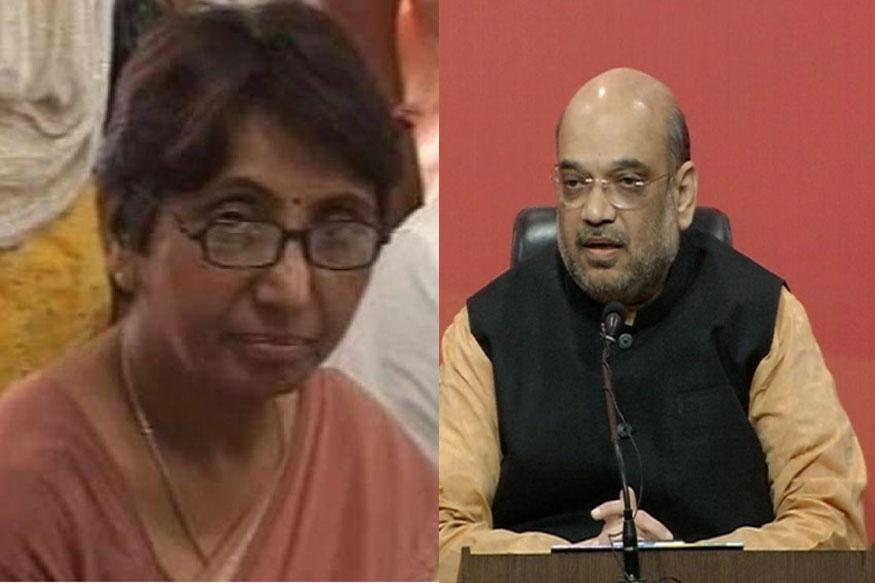 Naroda Patiya Massacre Case: Maya Kodnani Moves HC to Call Amit Shah as Witness