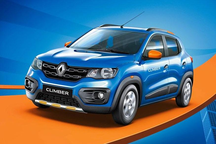 Renault launches Kwid Climber in India, priced at Rs 4.30 lakh