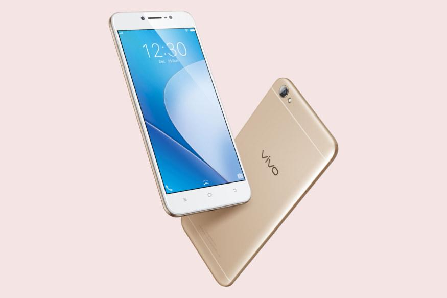 Vivo Y66 With 16MP Front Camera Saavn Pro Subscription