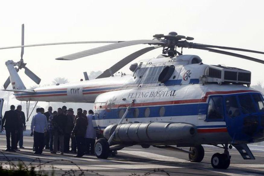 Air Ambulance of Medanta Hospital crash lands near Bangkok