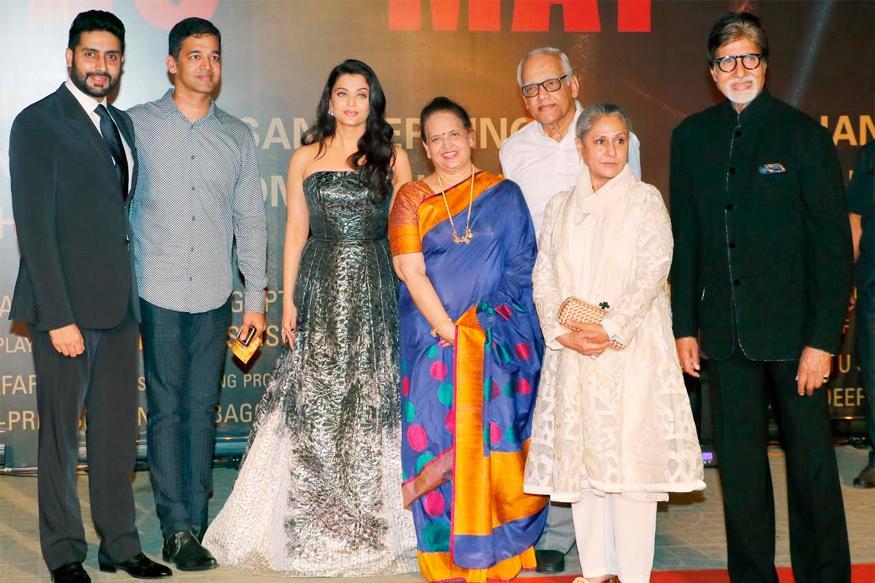 Amitabh Bachchan Share...
