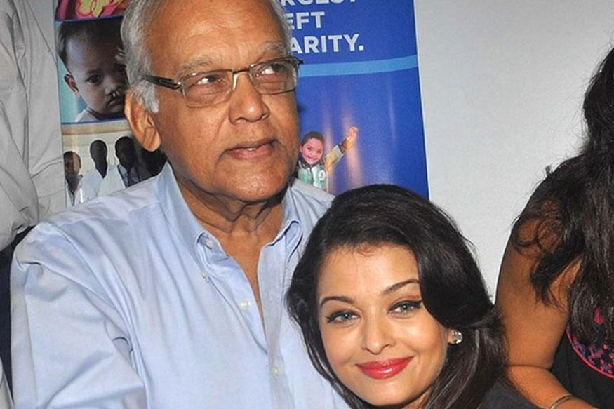 Aishwarya Rai Bachchan's father hospitalised, condition remains critical