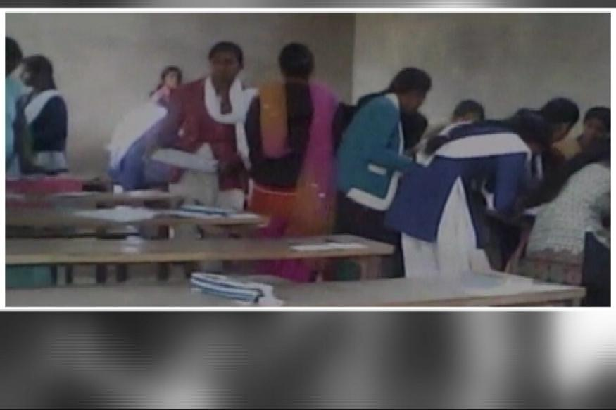 Class 10 Students Caught Cheating During Exams in UP's Ballia, No Action Taken