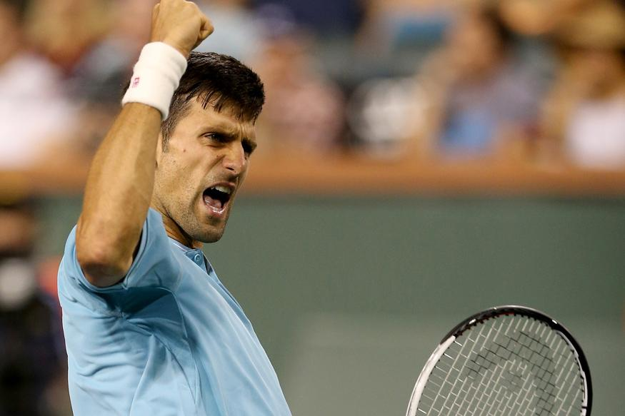 Indian Wells: Novak Djokovic Downs Juan Martin Del Potro to Reach Fourth Round