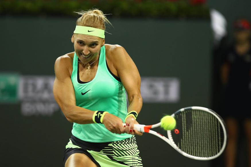 Elena Vesnina Edges Past Venus Williams to Reach Indian Wells Semis
