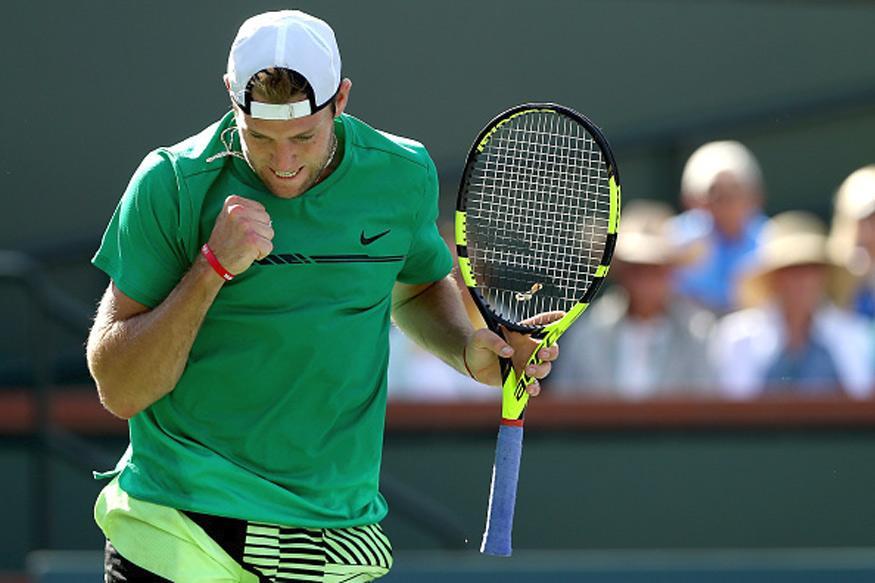 Indian Wells: Sock Gives Nishikori the Boot, Books Federer Clash in Semis