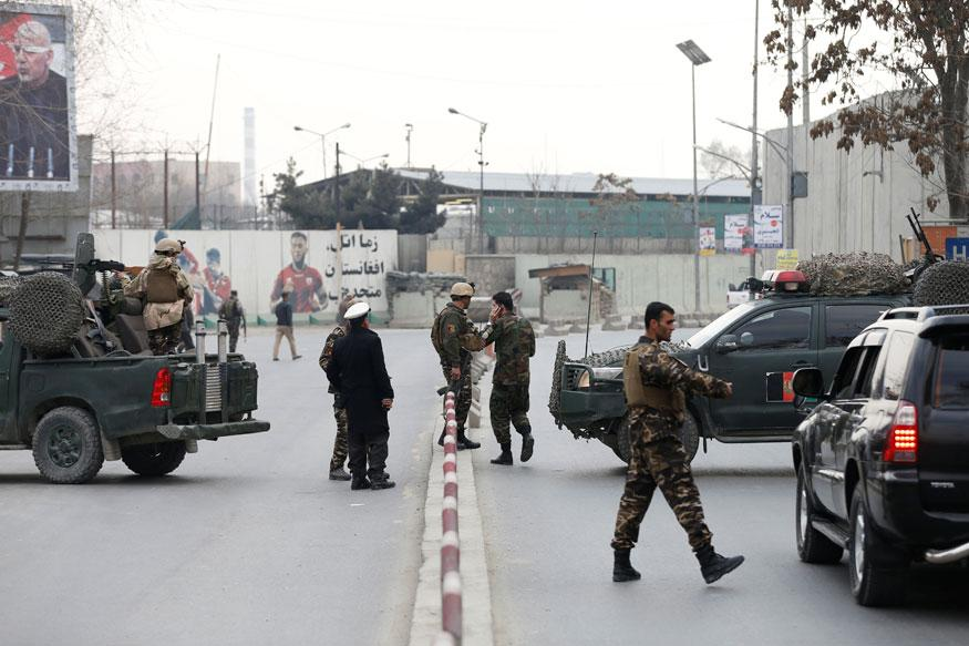 Kabul Attack: Gunmen Storm Military Hospital Dressed As Doctors