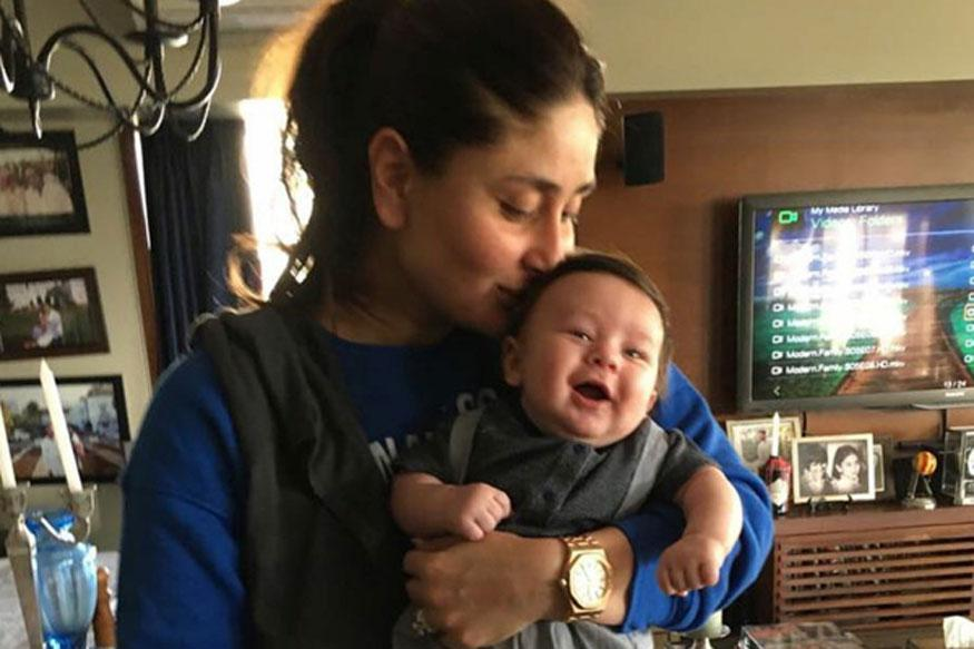 Kareena Kapoor and Baby Taimur's Latest Photo Is Breaking the Internet With Its Cuteness