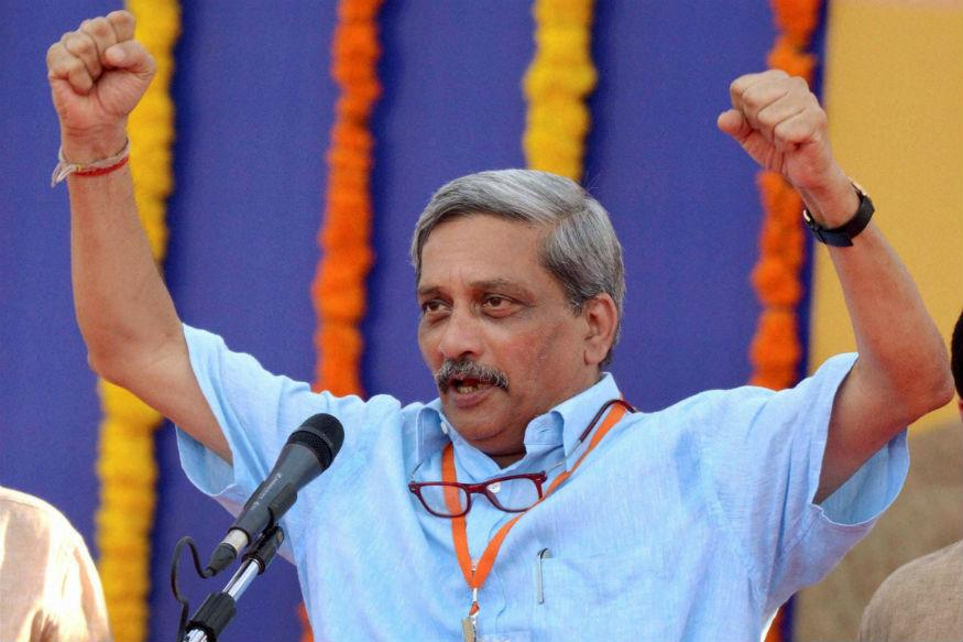 BJP Stakes Claim To Form Government In Goa Under Manohar Parrikar