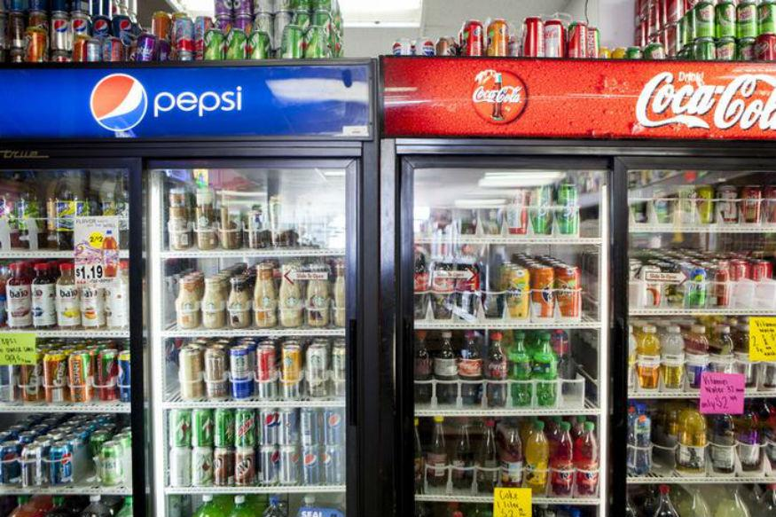 Pepsi, Cola Out In TN, Local Drinks In……