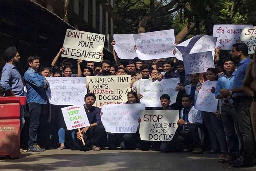 3,000 Maharashtra Resident Doctors Remain on Mass Leave