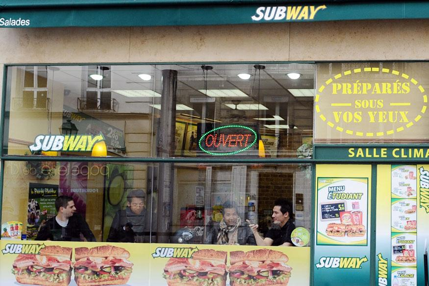 Subway fires back at chicken claims