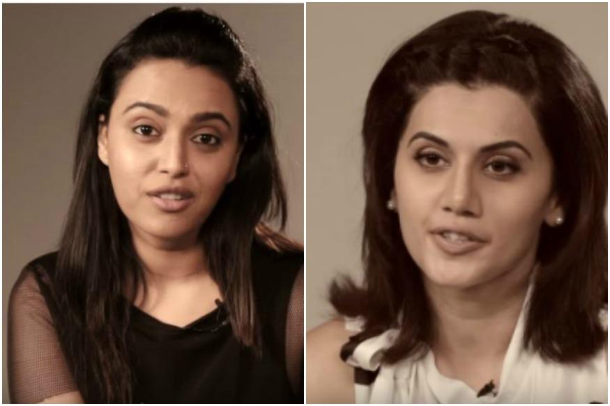 Swara Bhaskar, Taapsee Pannu Share A Powerful Message On International Women's Day