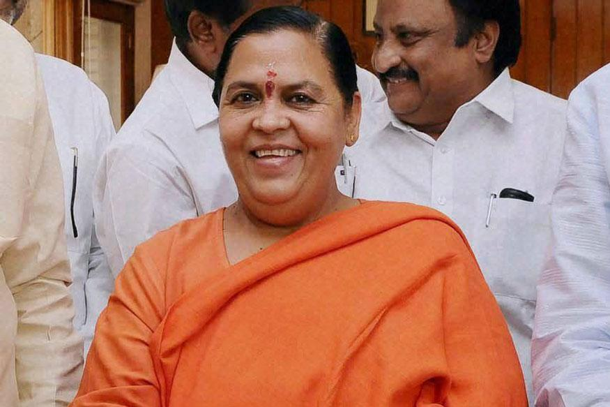 People in MP's Bundelkhand Don't Want Separate State Now: Uma Bharti